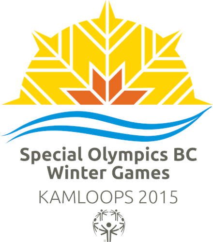 SOBC Winter Games Kamloops 2015 logo