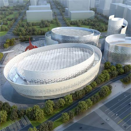 Chengdu&#32;Tianfu&#32;Cultural&#32;and&#32;Performance&#32;Centre&#32;by&#32;Massimiliano&#32;and&#32;Doriana&#32;Fuksas
