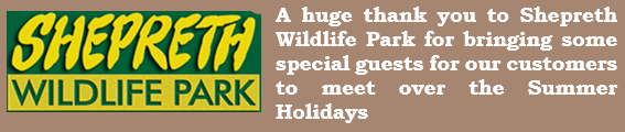 Bury Lane Farm Shop Shepreth Wildlife Visits Thank You
