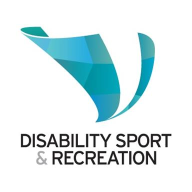 Disability Sport & Recreation logo