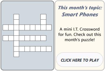 October 2015 Crossword