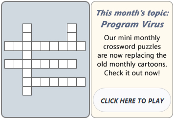 April 2015 Crossword