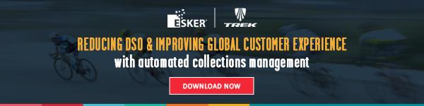 Esker Customer experience
