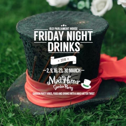Friday Night Drinks 2018