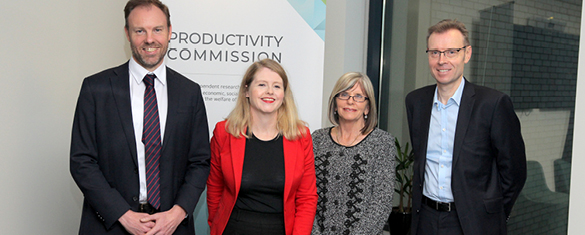 Productivity Commission — Higher Education Access and Outcomes: Live panel discussion