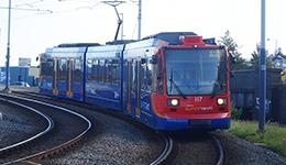 A Sheffiled tram