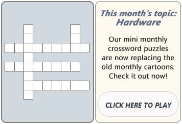 February 2015 Crossword