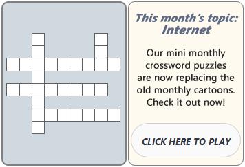 January 2015 Crossword
