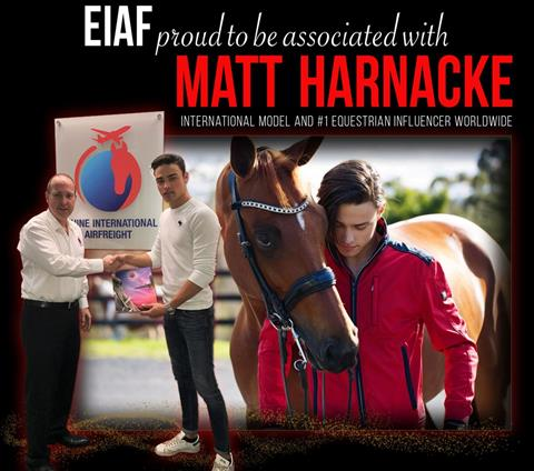 EIAF associated with Matt Harnacke