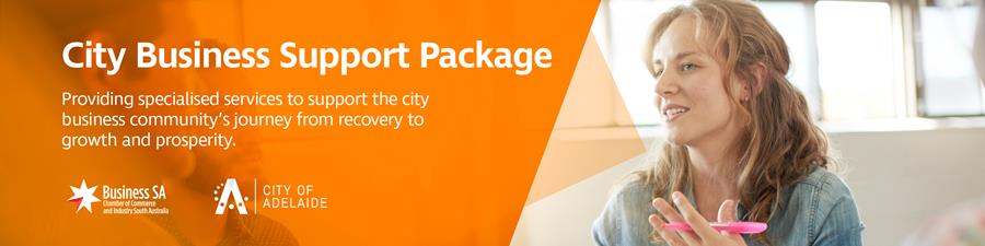 city business support package