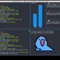 This terminal dashboard just wants to take care of you while you code - The Verge