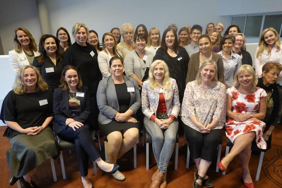 Women working in waste and resource recovery at MWRRG and local government