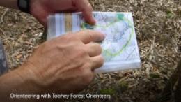 Orienteering with Toohey Forest Orienteers