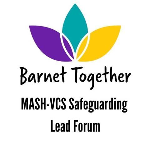 Barnet Together MASH-VCS Safeguarding Lead Forum Logo