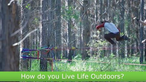 """How do you Live Life Outdoors?"