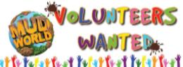Mudworld Volunteer