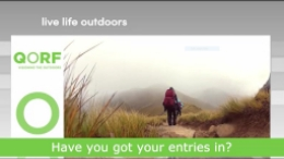 Enter the Visioning the Outdoors Film & Photo Comp