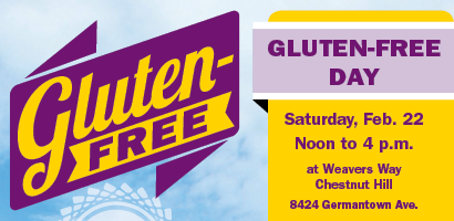 CH Gluten Free Day Feb. 22