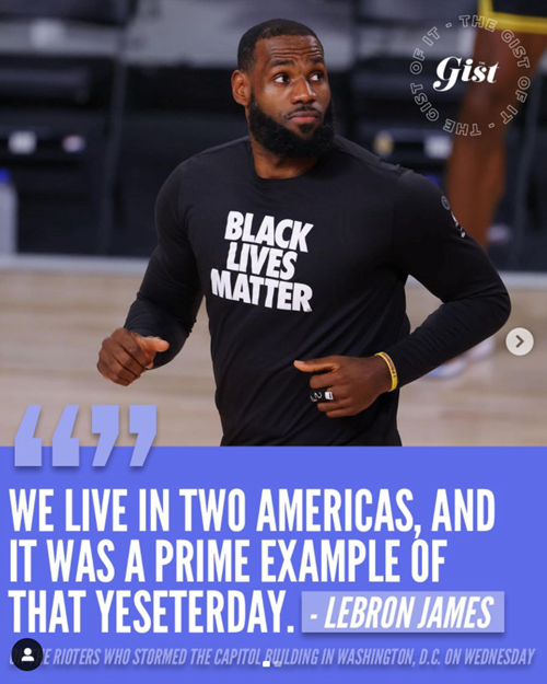 LeBron James quote