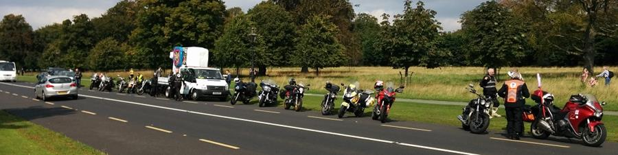 NCCA Neuroblastoma run - Phoenix Park, September 2012