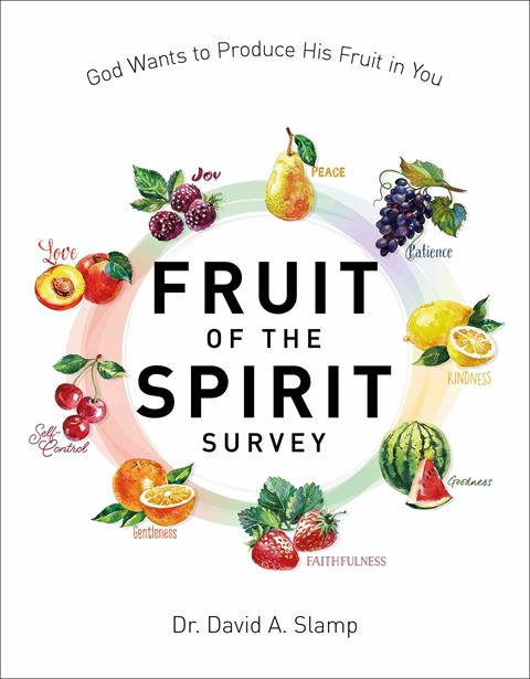 Fruit of the Spirit Survey