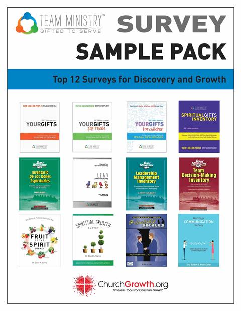 Survey Sample Pack