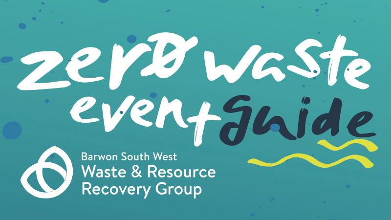 Zero waste event guide
