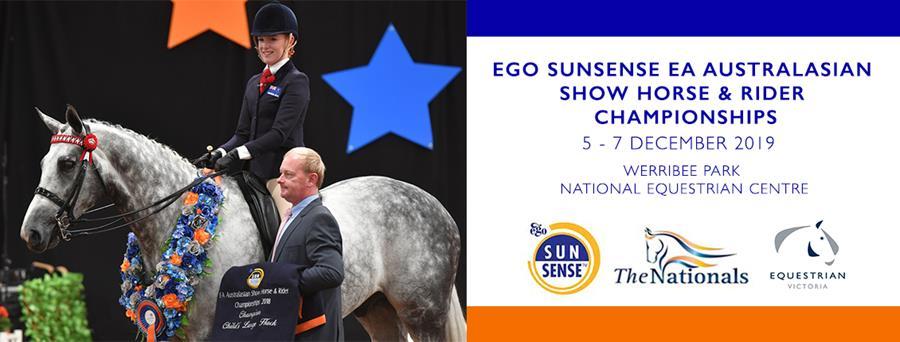 Show Horse Nationals   5-7 December 2019
