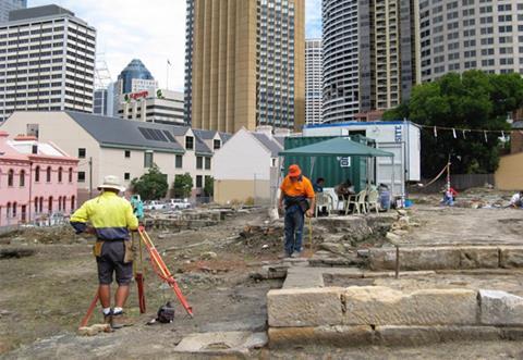 Big Dig Sydney, 2006