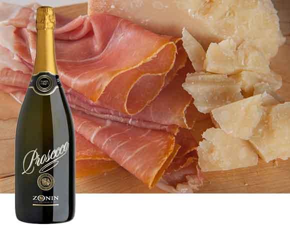 Martelli Prosciutto di Parma + Parmigiano Reggiano