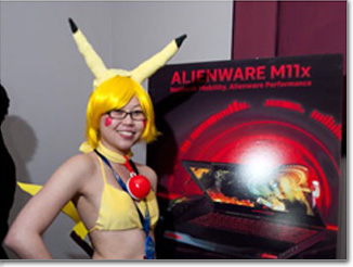 Pax East, Alienware
