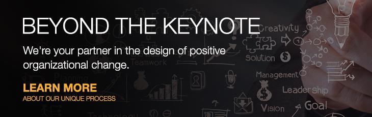 Beyond the Keynote