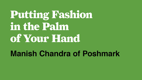 Putting Fashion in the Palm of Your Hand