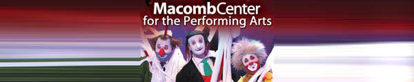 Macomb Center for the Performing Arts