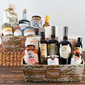 Nugget Markets gift baskets