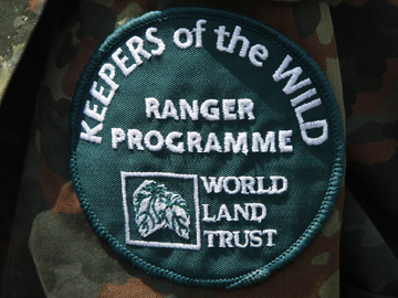 Keepers of the Wild badge. © FPWC.