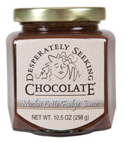 Desperately Seeking Chocolate Sauce