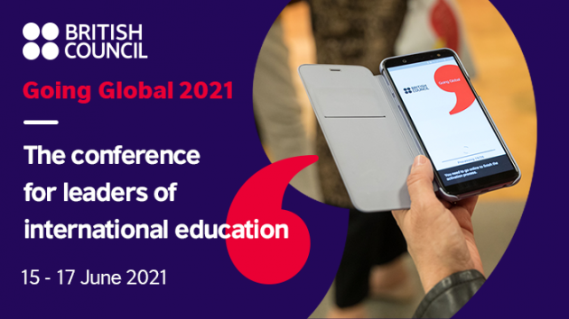 Going Global 2021 - Call for proposals banner