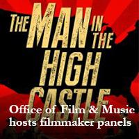 Office of Film & Music hosts filmmaker panels