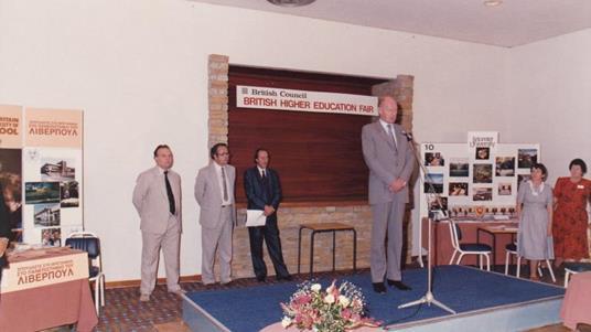 UK universities education fair in Nicosia