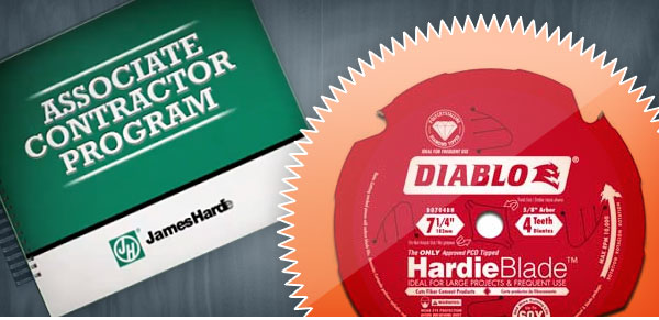 James Hardie Associate Contractor Program