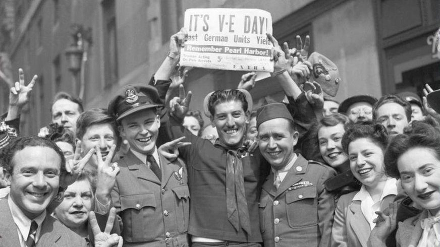 VE DAY Celebration image