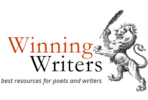 Winning Writers - best resources for poets and writers