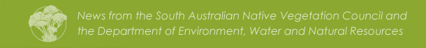 News from the SA Native Vegetation Council