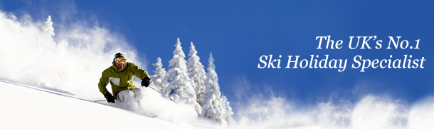 The UK's No. 1 Ski Holiday Specialist