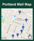 Portland Mall Map