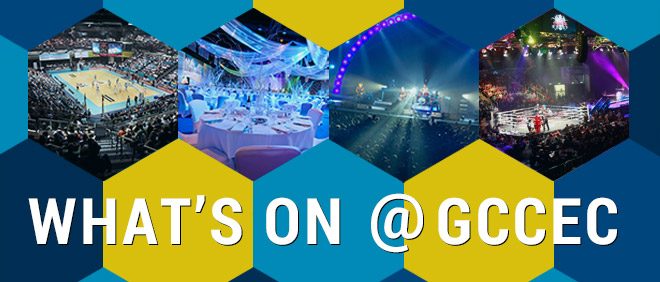 WHAT'S ON @ GCCEC