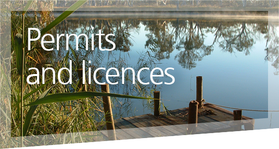 Permits and licences