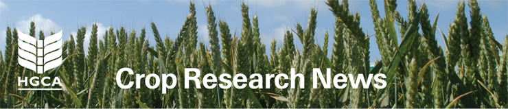 Crop Research News