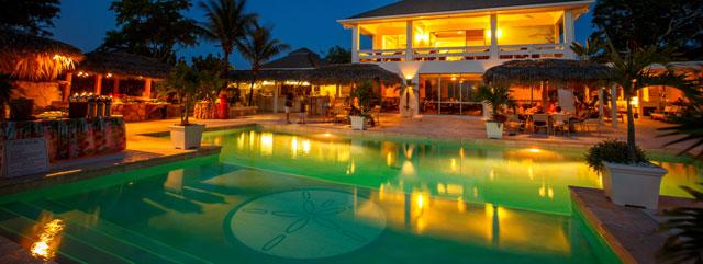 Meridian Club, Pine Cay